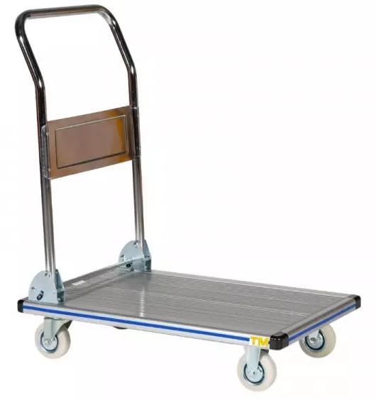 chariot en aluminium 1 plateau 150 kg
