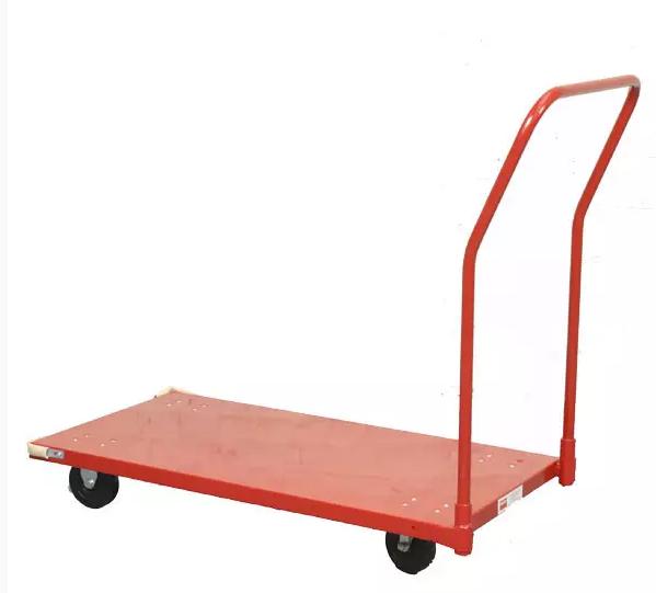 Chariot de manutention-rouge-350kg-fiche technique