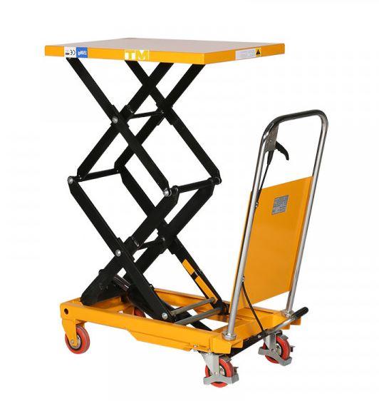 table-elevatrice-manuelle-150-kg-double-ciseaux