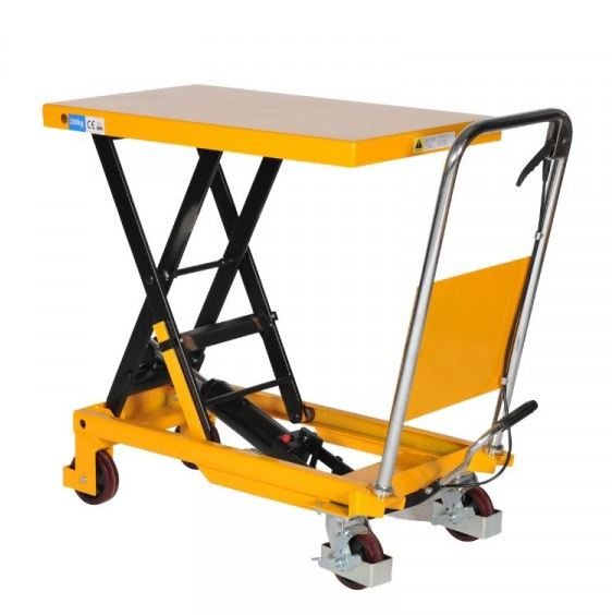 table elevatrice 500 kg