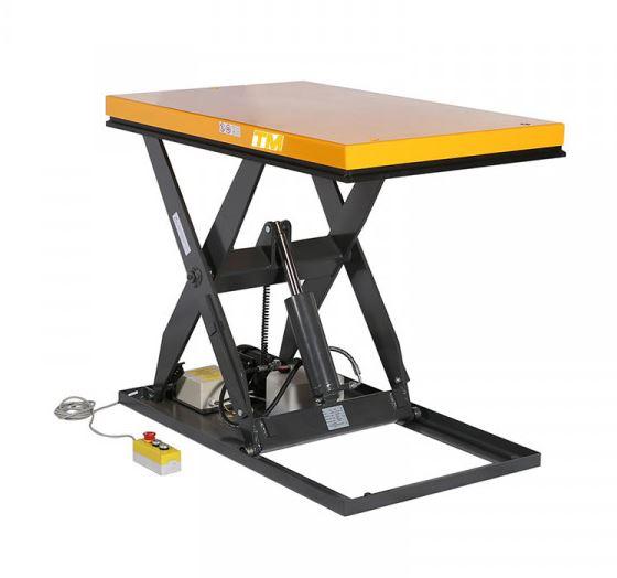 tableau technique table elevatrice electrique 1300x1000
