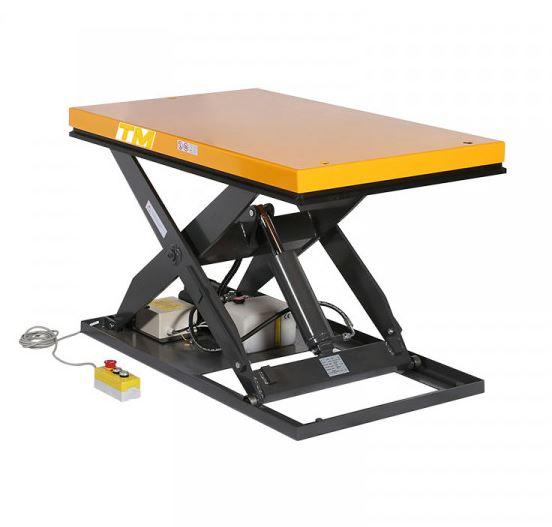 table élévatrice electrique