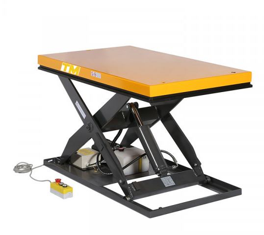 table elevatrice electrique industrielle 1000 kg